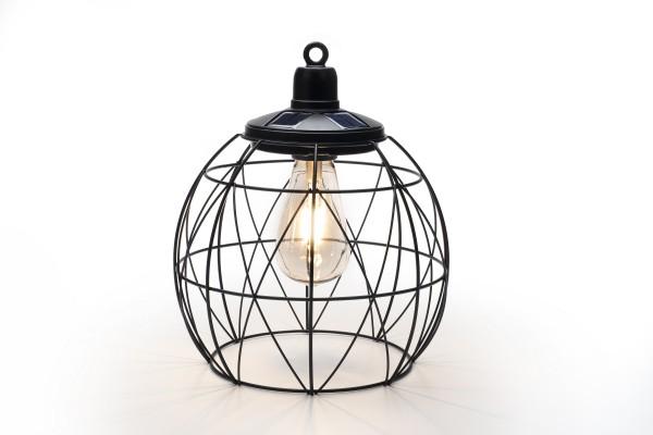 Solar Industrial Lamp round
