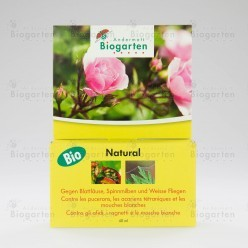 Natural Portionenpackung 40 ml