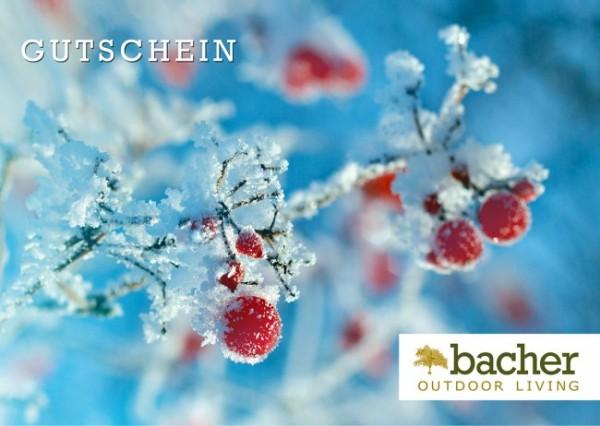 """Gutschein """"Winter"""""""