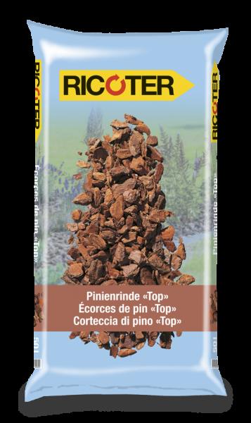 Pinienrinde Top Qualität, 25-40mm, 50 Liter